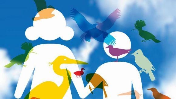 Els ocells, protagonistes avui al Parc de Collserola