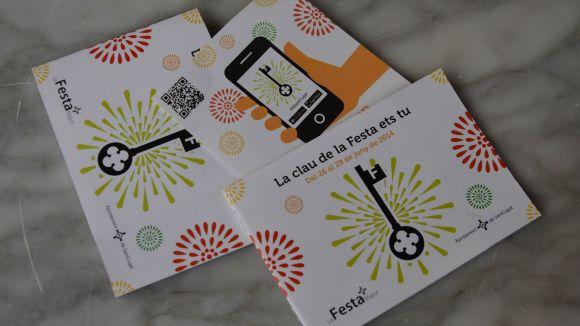 Festa Major 2014: 'La clau de la Festa ets tu'