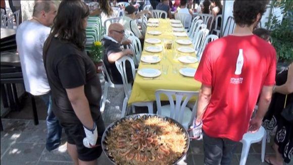 Més de 2.300 persones participen al Concurs d'Arrossos de Festa Major