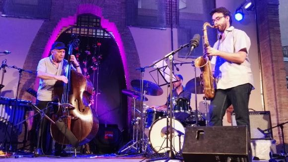 Nit de jazz i bon ambient al Celler Modernista