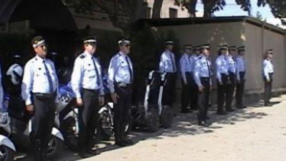 Josep Maria Escarré, nou inspector en cap de la Policia Local