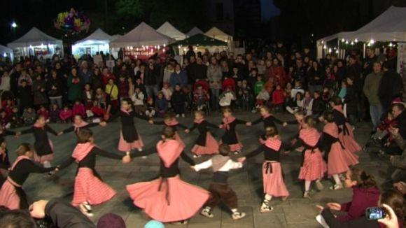 'Sant Cugat va decidir: 0'7%', lema de la Festa de Tardor