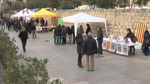 La Festa de Tardor, altaveu de les entitats per fomentar la participació ciutadana