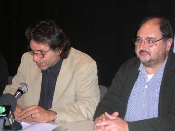 Roda de premsa de presentació de la Festa de Tardor