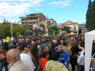 Un coordinador de la Festa de Tardor nega que la Plataforma per l'Autodeterminació intenti manipular la celebració