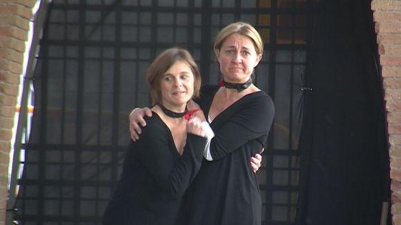 Les companyies de Sant Cugat treuen pit en el Dia Mundial del Teatre