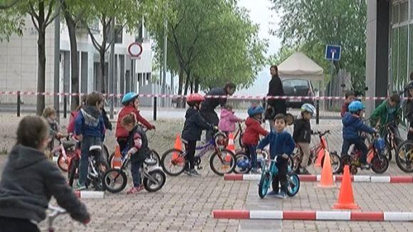 La 1a Festa de l'Esport de Volpelleres potencia la boxa i el ciclisme