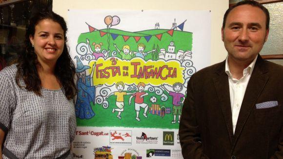 La Festa de la Infància de la Penya Blaugrana pretén reforçar els valors dels més petits