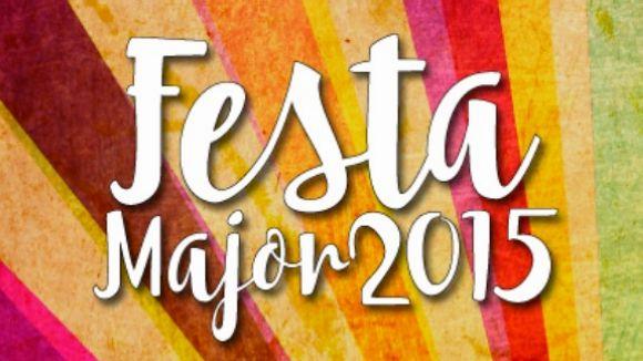 La imatge gràfica de la Festa Major es decidirà en un concurs