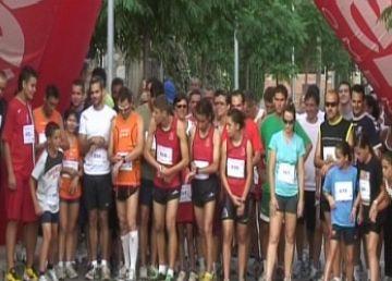 Balagué i Caballero guanyen la cursa de la Festa Major de Mira-sol