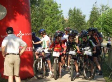 170 participants han disputat la pedalada de BTT
