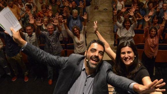 Festa de presentació de la temporada 2018-2019 del Teatre-Auditori