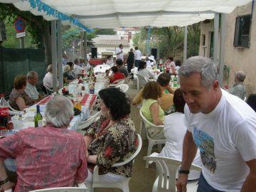 L'Associació de Veïns de la Rabassa del Pi celebren un dinar aquest dissabte