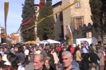 La crisi econòmica incideix en la participació a la Festa de Tardor