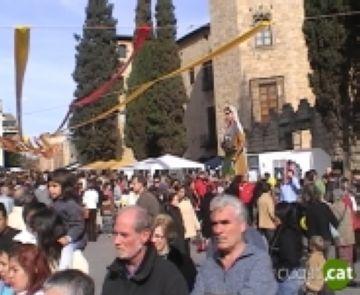 'Per Sant Cugat: associa't, participa, decideix', lema de la Festa de Tardor
