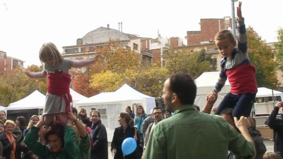 La cultura popular, protagonista de l'inici de la Festa de Tardor