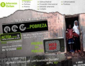 Avui arrenca el 5è festival Actua de curtmetratges organitzat per Intermón Oxfam i centrat en la pobresa