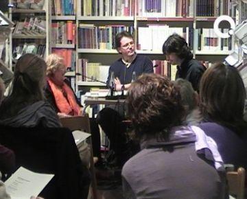 Montserrat Abelló comparteix poemes i confidències amb Pau Sif a la Paideia