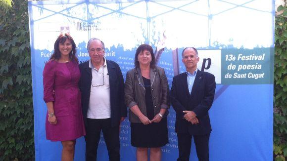 Margarit reivindica el paper de la cultura en l'obertura del 13è Festival de Poesia