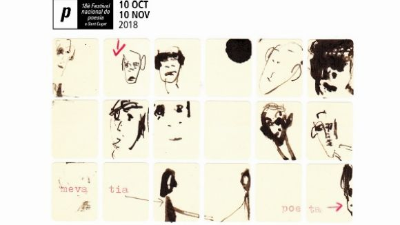 18è Festival Nacional de Poesia a Sant Cugat