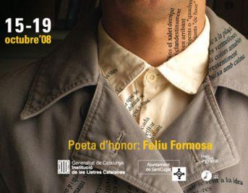 Feliu Formosa recita al Teatre-Auditori en el seu homentatge
