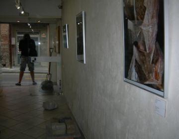 L'exposició 'Fet i Vist' de Pou d'Art, dues mirades d'una mateixa obra