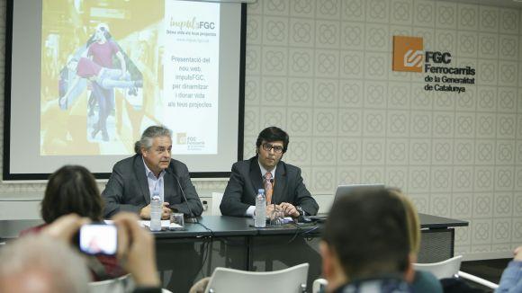 Ferrocarrils de la Generalitat crea un web per impulsar l'activitat dels seus espais