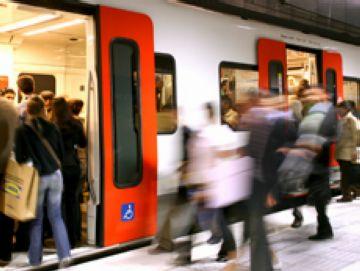 Es redueix la freqüència de trens de FGC, que circulen en horari d'estiu