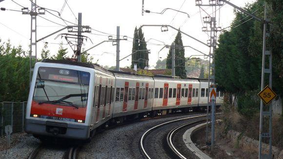 Afectacions a la línia S2 de FGC entre Bellaterra i Can Feu Gràcia fins al 2 de setembre
