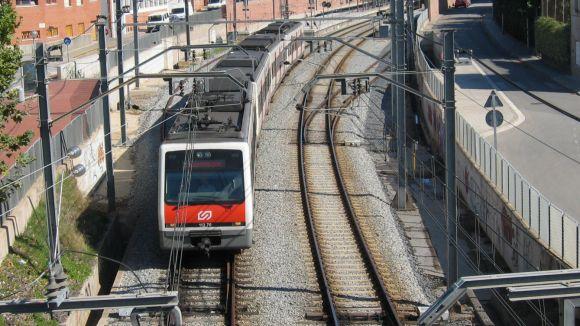 FGC habilita autobusos per anar de Bellaterra a Sant Joan