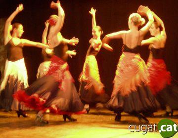 L'escola de dansa Viviana Hounie presenta 'In fraganti' com a balanç del primer any de vida del centre