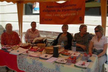 El Dia Mundial de la Fibromiàlgia visibilitza una malaltia silenciosa