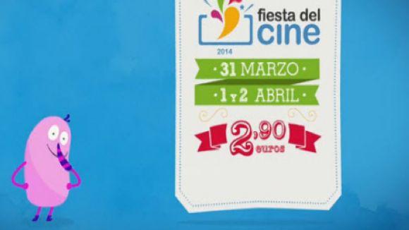 Els cinemes venen entrades a 2'90 euros fins dimecres