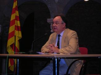 Figueres, durant la conferència