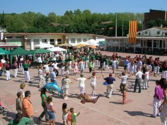 La Festa Major de Valldoreix d'avui pensada per a gent gran i jovent