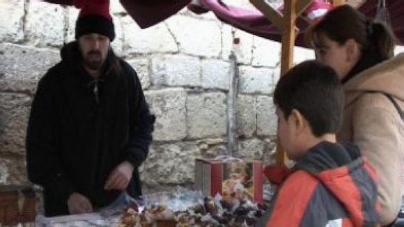 La fira nadalenca d'artesans obre les seves portes la setmana vinent