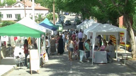 Les entitats locals deixen empremta a la Festa Major de Valldoreix