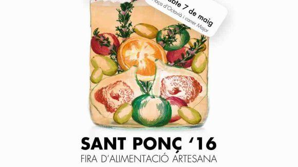 El cartell de la fira / Foto: Ajuntament de Sant Cugat
