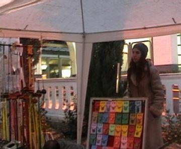 La Fira de Santa Llúcia de la Floresta recapta més de 400 euros per a la Marató de TV3