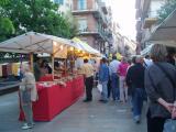 La mostra acull enguany 41 parades de productes gastronòmics i artesanals de tot Catalunya