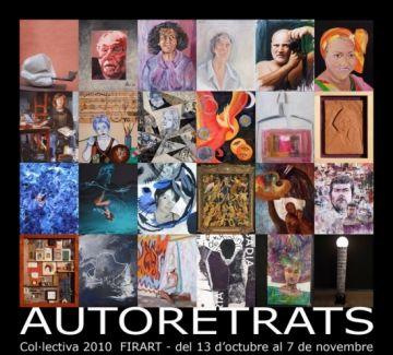 Firart presenta l'exposició 'Autoretrats'
