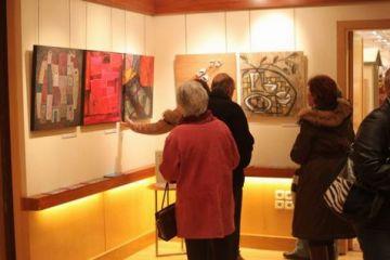 Firart porta una mostra col·lectiva al Corte Inglés de Sabadell