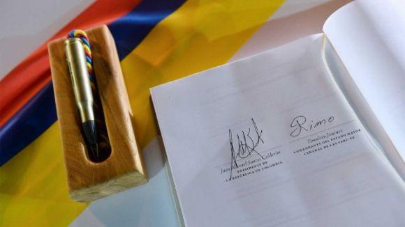 El PSC vol que Sant Cugat doni suport al procés de pau entre el govern colombià i les FARC