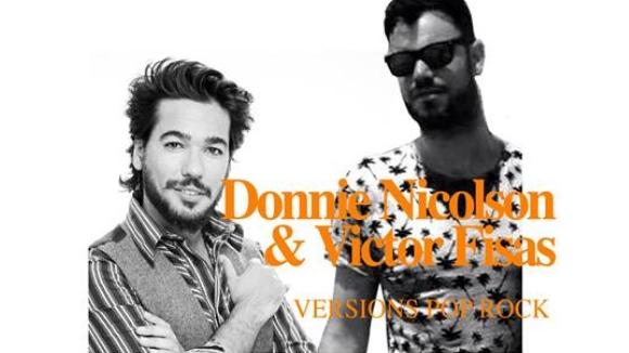 Concert-vermut a El Siglo: Victor Fisas & Donnie Nicolson