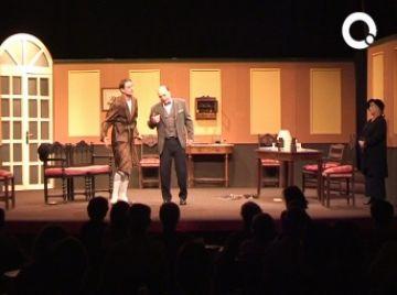 Fila Zero reivindica el teatre amateur santcugatenc amb l'estrena d''El Fiscal Requesens'