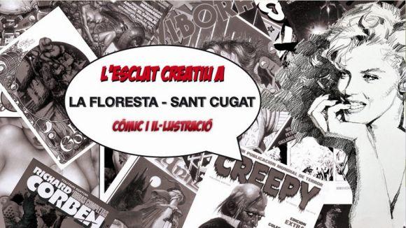 'La 7mana Vallès' apropa la importància del còmic florestà