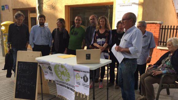 La Floresta Parla demana aturar una modificació de planejament al districte