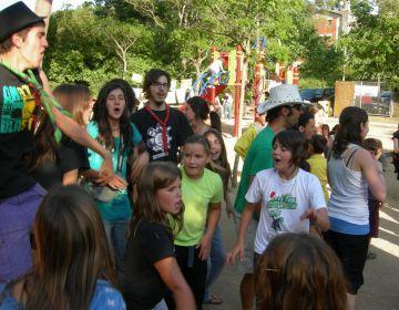 Els escoltes de la Floresta celebren els seus 25 anys amb el suport de l'escoltisme local