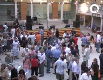 La inauguració del Casino marca l'inici de la Festa Major de la Floresta