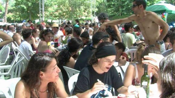 La Festa de la Floresta supera el primer cap de setmana amb bona participació